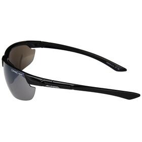 Alpina Draff Brille black/black mirror